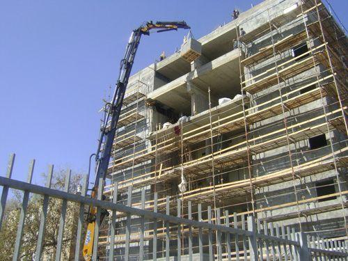 הנפת חומרי בניין 4