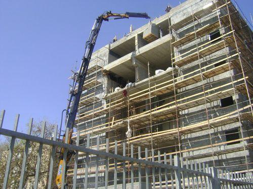 הנפת חומרי בניין 5