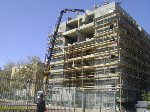 הנפת חומרי בניין 7